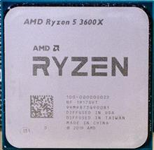 AMD Ryzen 5 3600X 3.8GHz AM4 Desktop TRAY CPU